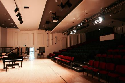 Our End of Year Concert venue