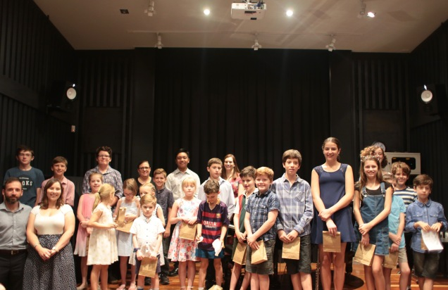 End of Year Concert 2017